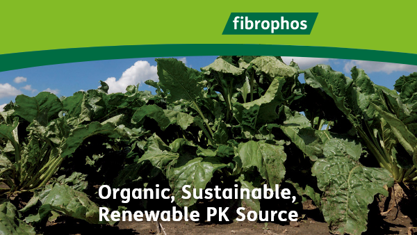 Fibrophos, Organic, Sustainable, Renewable PK Source